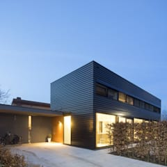 車庫/遮陽棚 by JMW architecten