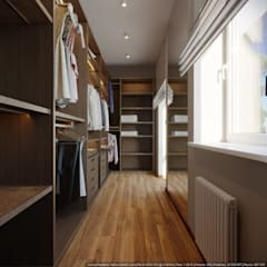 Ruang Ganti by дизайн-бюро ARTTUNDRA