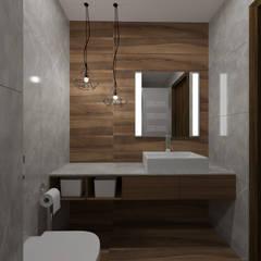 حمام تنفيذ дизайн-бюро ARTTUNDRA
