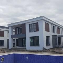 Offices & stores by MAG Tasarım Mimarlık İnşaat Emlak San.ve Tic.Ltd.Şti.