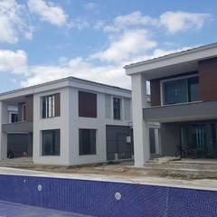 Stadi in stile  di MAG Tasarım Mimarlık İnşaat Emlak San.ve Tic.Ltd.Şti.