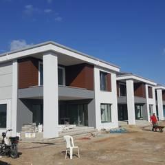 Estadios de estilo rural de MAG Tasarım Mimarlık İnşaat Emlak San.ve Tic.Ltd.Şti. Rural