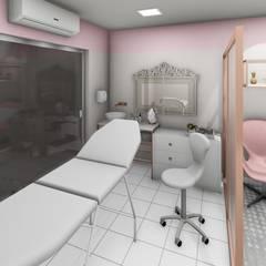 Clinics by Creativitá Arquitetura e Interiores, Modern