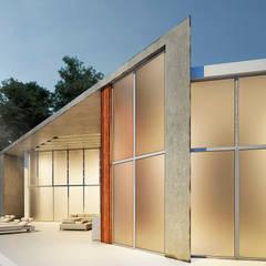 Villa La Milagrosa : Anexos de estilo  por NOGARQ C.A.,