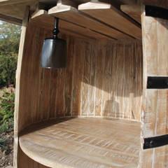 Single Barrel Bar:  Garden by Garden Furniture Centre