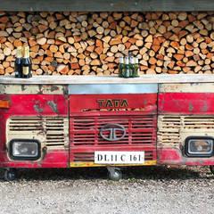 India lorry bar:  Garden by Garden Furniture Centre
