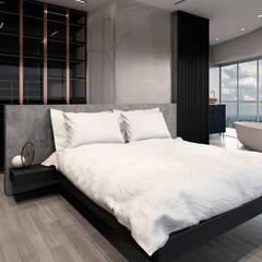 Apartamento Cimapark: Anexos de estilo  por NOGARQ C.A.,