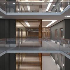 Projetos: Pavimentos  por Arquiteta Giovana Beretta