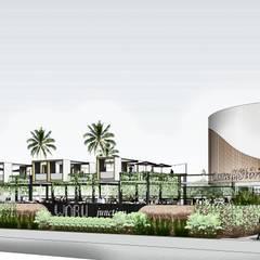 Shopping Centres by A108 Designstudio