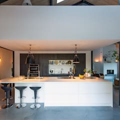 Kitchen units by ID-Architectuur