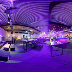 360°x360° Virtuele Rondleidingen met Interieur - en Exterieur foto's.:  Evenementenlocaties door 360D - Virtuele Rondleiding