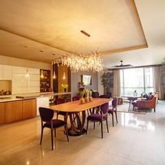 Dining room by Bobos Design