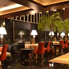 مطاعم تنفيذ Bobos Design