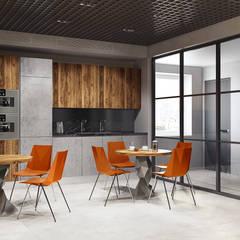 Projekty,  Biurowce zaprojektowane przez Zibellino.Design