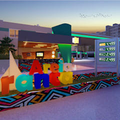 01: Bares e clubes  por Habitus Arquitetura