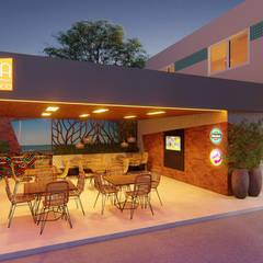 03: Bares e clubes  por Habitus Arquitetura
