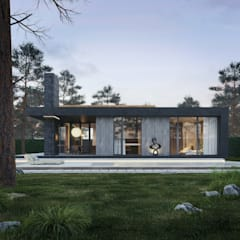 Single family home by Need Design
