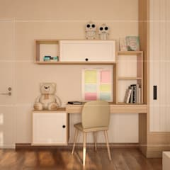 Nursery/kid's room by Fabmodula, Classic
