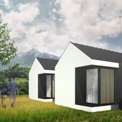 منزل جاهز للتركيب تنفيذ Atelier 72 - Arquitetura, Lda