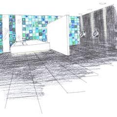 Massive: Espaços comerciais  por Atelier  Ana Leonor Rocha