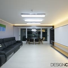 Living room by DESIGNCOLORS