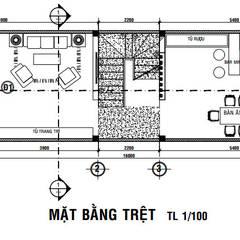 :  Geschäftsräume & Stores von Công ty thiết kế xây dựng Song Phát