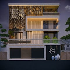 فيلا تنفيذ Vinyaasa Architecture & Design,