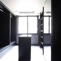 Dressing room by 디자인담다