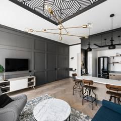 اتاق نشیمن by Baltic Design Shop
