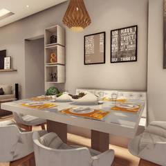 Living room by homify, Modern لکڑی Wood effect