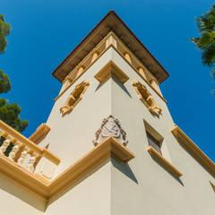 منزل عائلي كبير تنفيذ LCC, Licitaciones y Contrataciones de Construcción