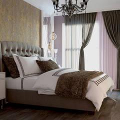 Phòng ngủ nhỏ by MBM studio