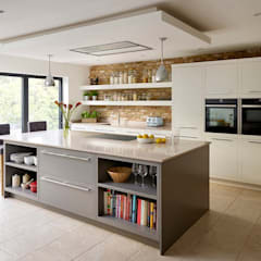 Dapur built in by Nuno Pegado - Homify