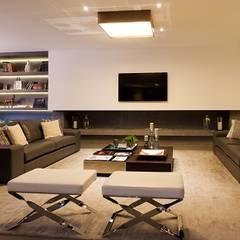 Hotel Design em Gramado: Hotéis  por BG arquitetura | Projetos Comerciais