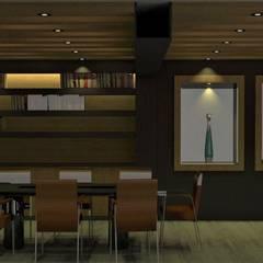 ŞEBNEM MIZRAK  – Ofis Tasarımı:  tarz Çalışma Odası