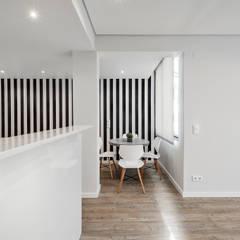 اتاق غذاخوری by ARQ1to1 - Arquitectura, Interiores e Decoração