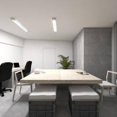 オフィス改装プロジェクト: CIRCLEが手掛けたオフィススペース&店です。