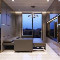ห้องนั่งเล่น โดย ICON INTERIOR, โมเดิร์น