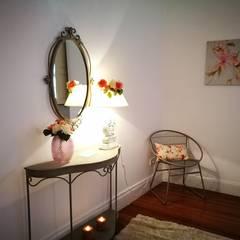 CONSOLA : Hotéis  por 7eva design  - Arquitectura e Interiores