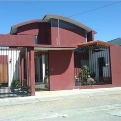 Sistema COFAMUR: Casas ecológicas de estilo  por eco cero
