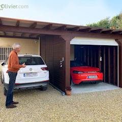 Double Garage by NavarrOlivier