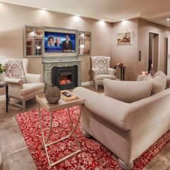 Immobilienfotografie:  Wohnzimmer von Glamourpixel Fotodesign
