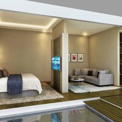 Bedroom by Arsitekpedia