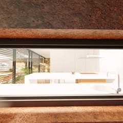 uPVC windows by Jesus Correia Arquitecto