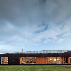 Wooden houses by Ecospace Italia srl, Modern Wood Wood effect