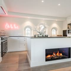 Cocinas de estilo  por Home Staging Sylt GmbH, Rural