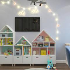 Kinderkamer door PlatFORM