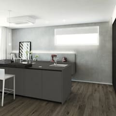 Built-in kitchens by Bfarredamenti