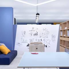 Office buildings by PlatFORM