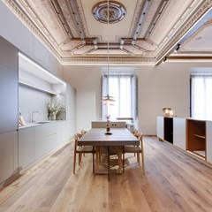 Eetkamer door Lara Pujol  |  Interiorismo & Proyectos de diseño